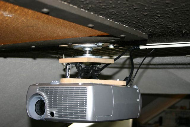 Diy Projector Mounts