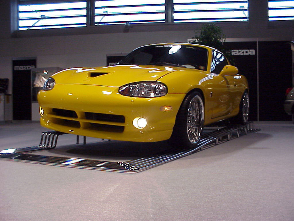 Nb Viper Gts Scoop In Hood Mx 5 Miata Forum
